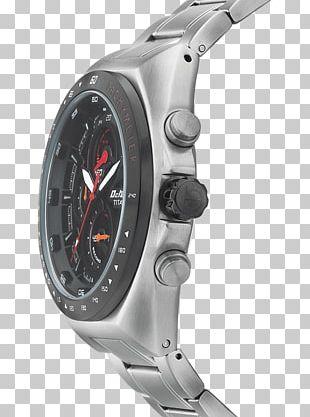 Watch Strap Steel Tachymeter Chronograph PNG