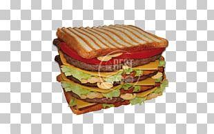 Hamburger Fast Food Breakfast Sandwich Cheeseburger PNG