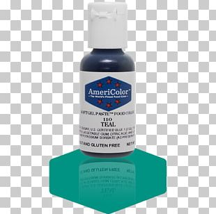 Frosting & Icing Food Coloring Paste PNG