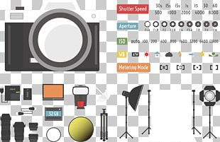 Camera Infographic Photography Illustration PNG