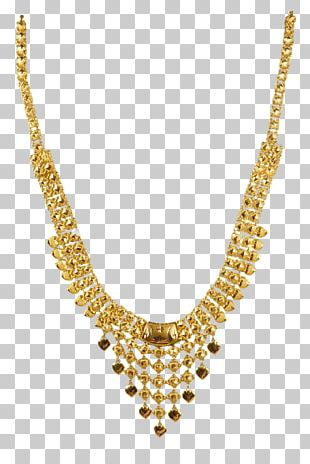 Necklace Kerala Earring Jewellery Gold PNG