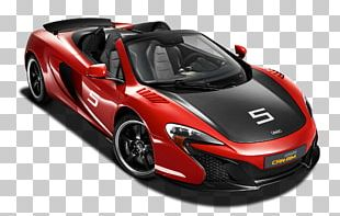 2015 McLaren 650S McLaren Automotive Can-Am Car PNG