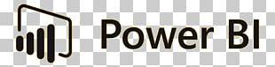 Power BI Logo Business Intelligence Brand Microsoft Corporation PNG