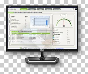 Computer Monitors Computer Software Pull Printing Printer PNG
