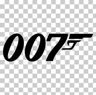 James Bond Logo Graphic Design Film PNG