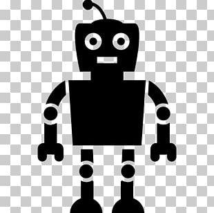 Robotic Arm Humanoid Robot Chatbot PNG