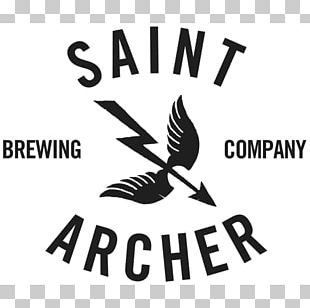 Beer India Pale Ale Saint Archer Brewing PNG