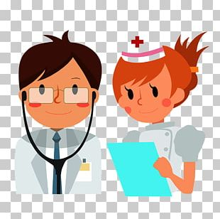 Nurse Physician Cartoon Hospital PNG