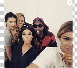 Kourtney Kardashian Rob Kardashian Keeping Up With The Kardashians Kim Kardashian Kris Jenner PNG