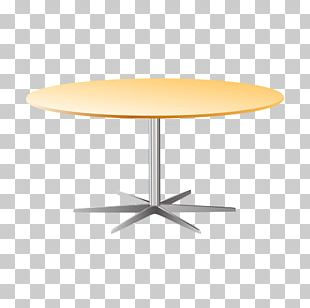 Round Table Wood PNG