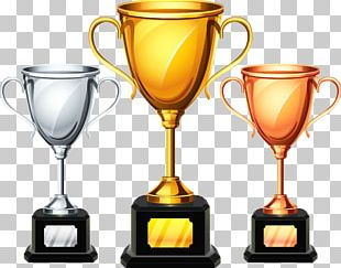 Trophy Cup Award PNG