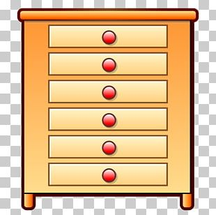 Chest Of Drawers Table PNG