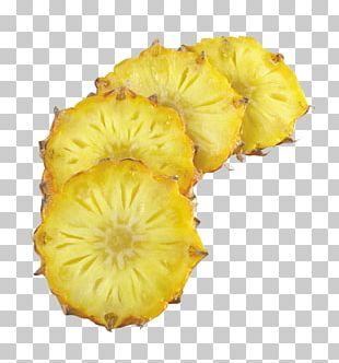 Pineapple Fruit Tutti Frutti Slice PNG