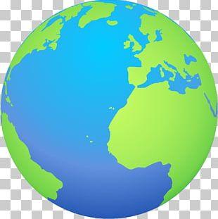 Earth Globe World Desktop PNG