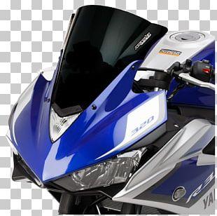 Windshield Yamaha YZF-R3 Yamaha YZF-R1 Motorcycle Helmets Yamaha Motor Company PNG