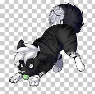 Cat Dog Cartoon Character PNG