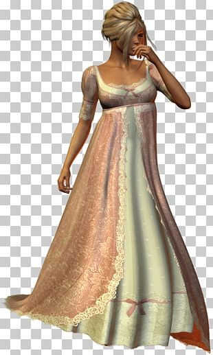 Cocktail Dress Costume Design Gown PNG