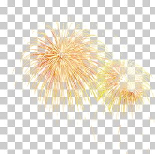 Fireworks Pattern PNG