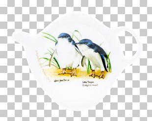Tea Bag Mug Bird Infuser PNG