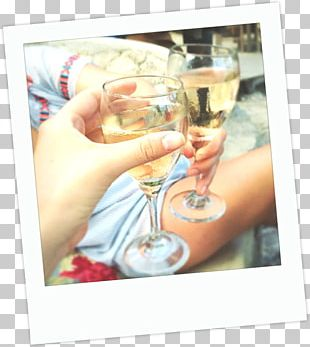 Wine Glass Nail Art Labor Day PNG