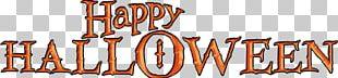 Halloween Film Series Happy Halloween PNG