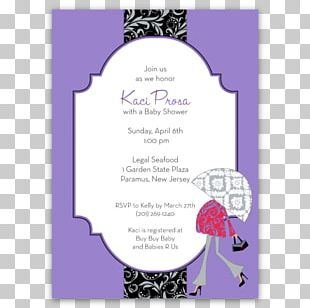 Baby Shower Diaper Wedding Invitation Infant Party PNG