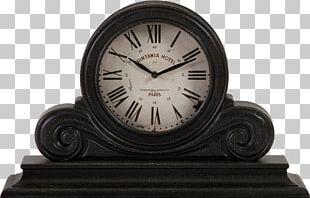 Mantel Clock Table Fireplace Mantel Furniture PNG