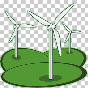 Wind Turbine Renewable Energy Renewable Resource Wind Power PNG