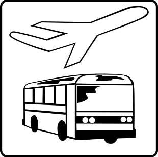 Bus Stop PNG
