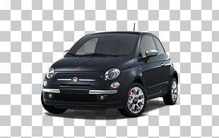 2017 FIAT 500 Fiat Automobiles Car 2013 FIAT 500 PNG