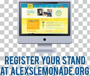 Alex's Lemonade Stand Foundation Fundraising Auntie Anne's PNG
