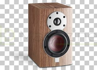 Danish Audiophile Loudspeaker Industries High Fidelity Bookshelf Speaker PNG