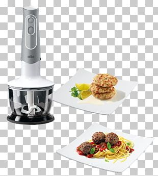 Mixer Immersion Blender Braun Food Processor PNG