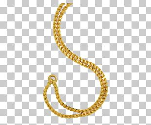Necklace Chain Orra Jewellery Gold PNG