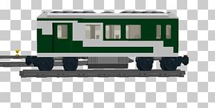 Railroad Car Rail Transport Train Passenger Car Locomotive PNG