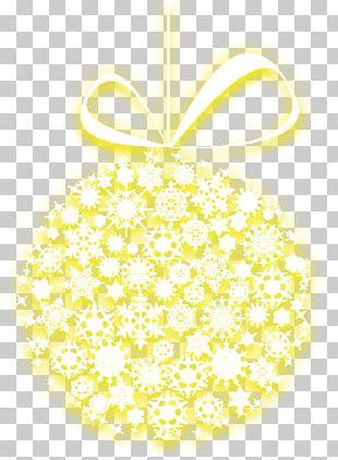 Snowflake Illustration PNG