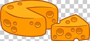 Milk Cheese Pizza PNG