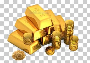 Gold Bar Gold As An Investment Gold Coin PNG