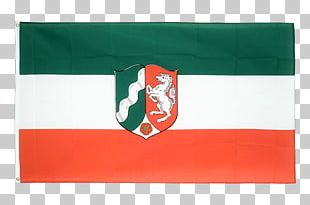 Westfalenflagge States Of Germany Flag Of North Rhine-Westphalia Fahne PNG