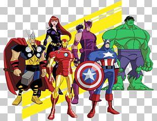 Black Widow Captain America Iron Man Hulk Thor PNG