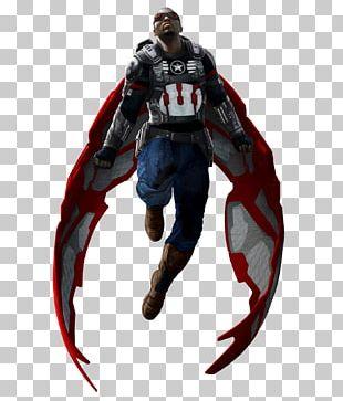 Falcon Captain America Iron Man Carol Danvers Bucky Barnes PNG