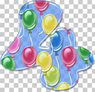 Numerical Digit Number Numeral System Birthday Toy Balloon PNG