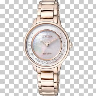 Citizen Holdings Eco-Drive Watch Diamond Jewellery PNG