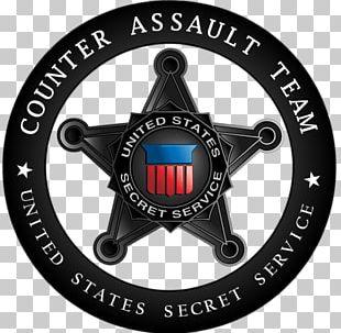 Secret Service Counter-Assault Teams United States Secret Service Logo Politiskilt Organization PNG