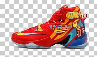 Sports Shoes Nike LeBron 13 Doernbecher Basketball Shoe PNG