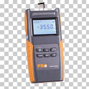Optical Power Meter Optics Optical Fiber Light Optical Networking PNG
