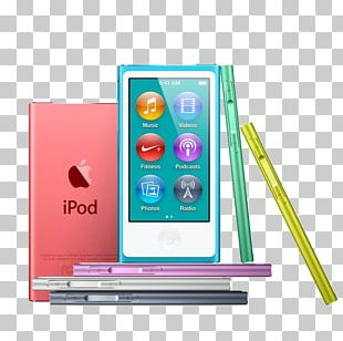 IPod Touch IPod Nano Apple Portable Media Player Advanced Audio Coding PNG