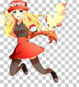 Pokémon X And Y Pokémon Battle Revolution Pokémon GO Serena Ash Ketchum PNG