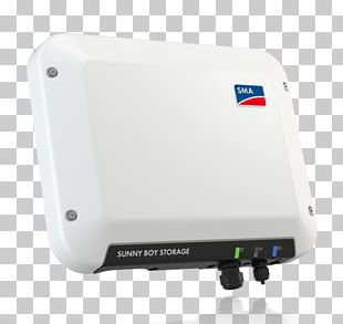 SMA Solar Technology Power Inverters Solar Inverter Solar Power Electric Battery PNG