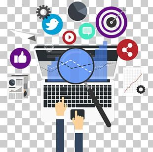 Digital Marketing Online Advertising Business Search Engine Optimization PNG